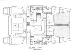 island spirit 37 layout