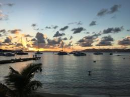 Cooper Island Views